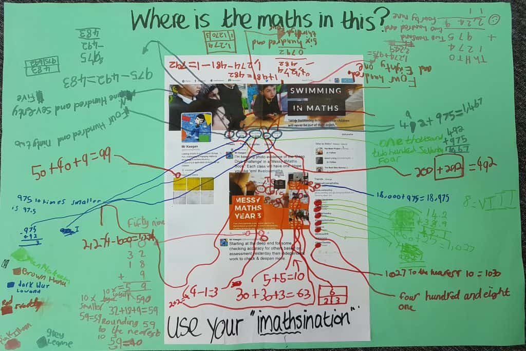 Where\'s the maths in that? Unlocking maths imagination - Swimming In ...